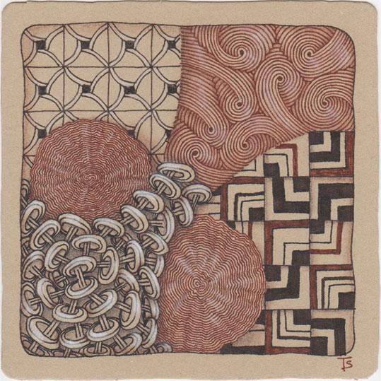 Cogwheel Fiore Palrevo Sand Swirl Wheelz