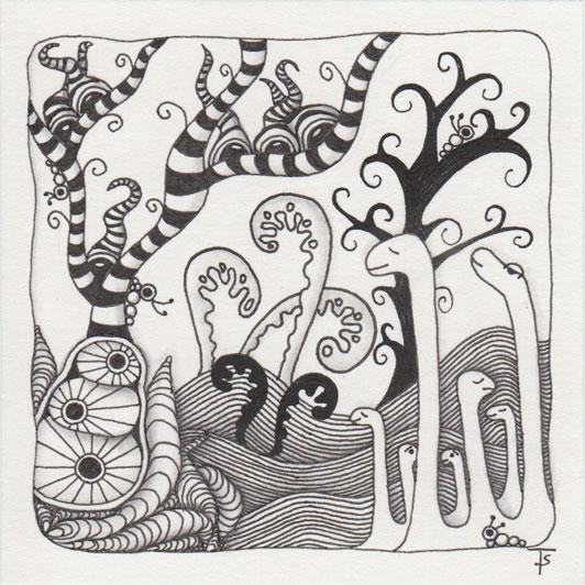 Borbz Btl Joos Doodle Bugs Fern Grubz Magma Quabog Squirmy Twiggy