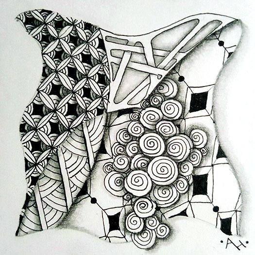 Bales Florz Hollibaugh Jetties Printemps Shattuck  Artist: Amanda Higbee
