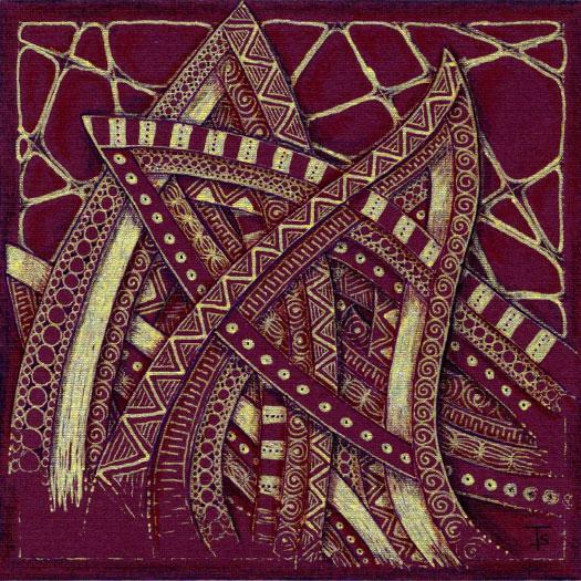 Crazy Auraknot Crazy 'Nzepple Doo Dah Mr. E Onamato Perfs Printemps Sand Swirl Scute Striping