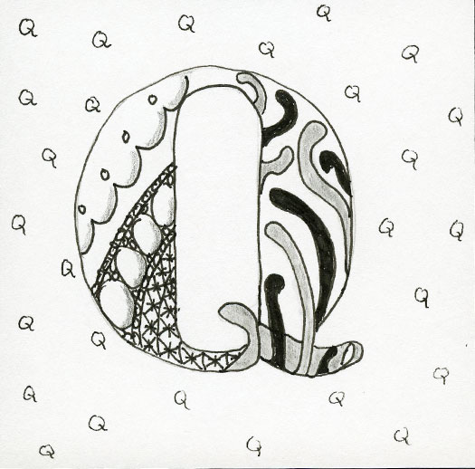 Quabog Quipple Queen's Crown Quiltz  Artist: Twyla Baker