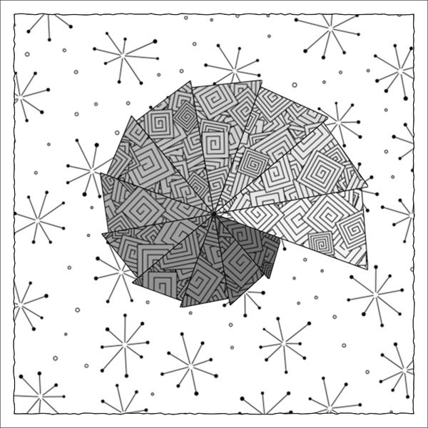 box spirals aah  Artist: Steve Baker