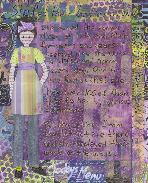 Doll Journal Page 2