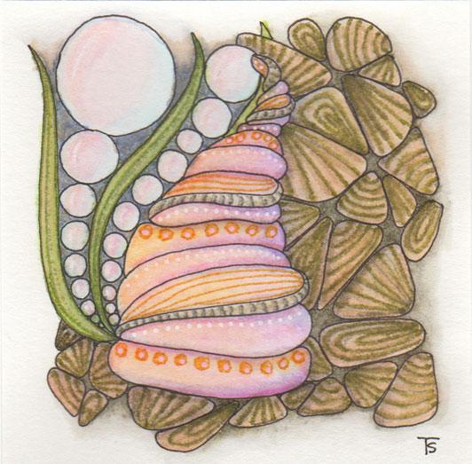 Cockles 'n' Mussels Coral Seeds Narwal