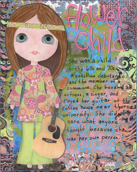 Doll Journal Page 5