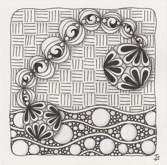 Apollonian Waves Inapod Keeko Kuke Marbles